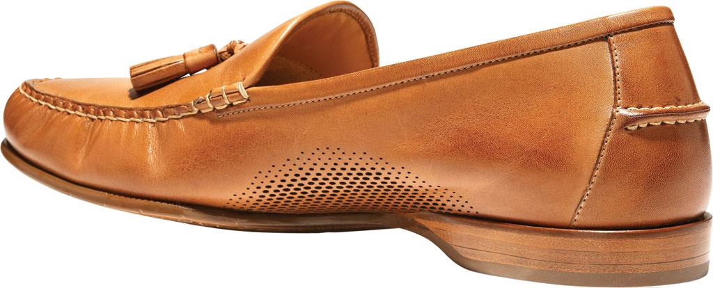Men's Cole Haan Hayes Tassel Kiltie Loafer, Saddle Tan Leather, large, image 3