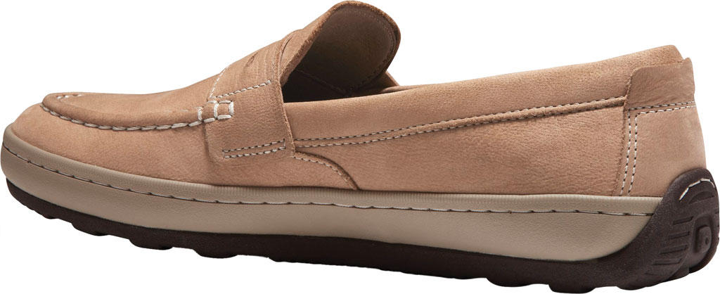 Men's Cole Haan Claude Penny Loafer, Amphora Textile/Leather, large, image 3