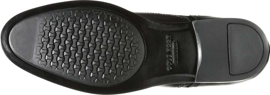 Men's Cole Haan Dawson Grand 360 Wing Tip Oxford, Black Waterproof Leather, large, image 6
