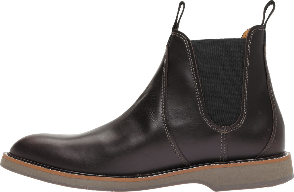 Men's Cole Haan Morris Chelsea Boot, Java Leather, large, image 3