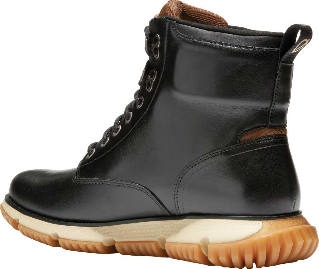 Men's Cole Haan 4.ZEROGRAND City Waterproof Boot, Black Waterproof Leather/Lambswool, large, image 3