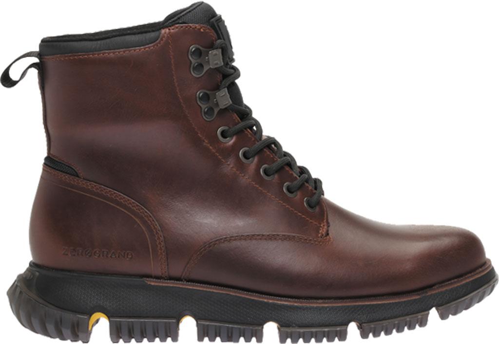 Men's Cole Haan 4.ZEROGRAND City Waterproof Boot, Earthen/Black Waterproof Leather, large, image 2