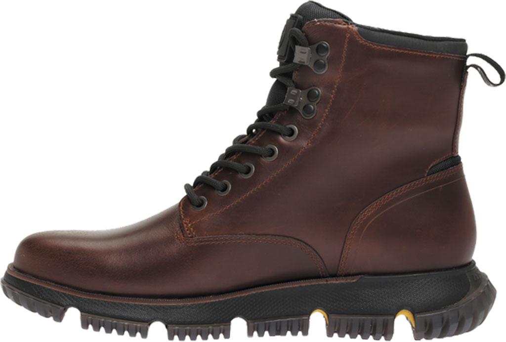 Men's Cole Haan 4.ZEROGRAND City Waterproof Boot, Earthen/Black Waterproof Leather, large, image 3