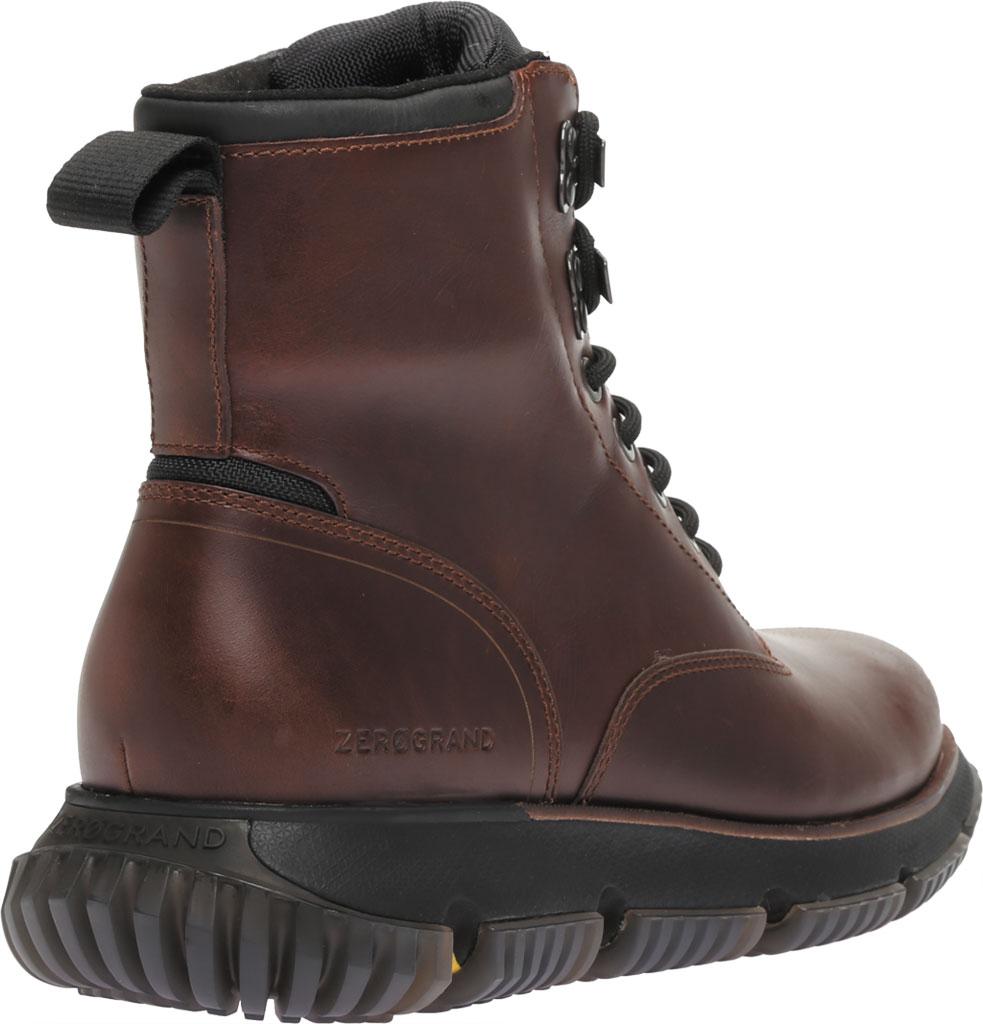 Men's Cole Haan 4.ZEROGRAND City Waterproof Boot, Earthen/Black Waterproof Leather, large, image 4