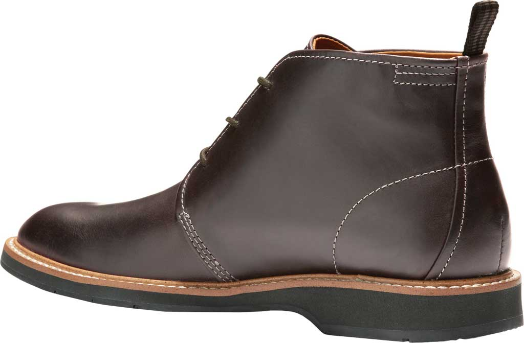 Men's Cole Haan Morris Chukka Boot, Black/Olive Leather, large, image 3