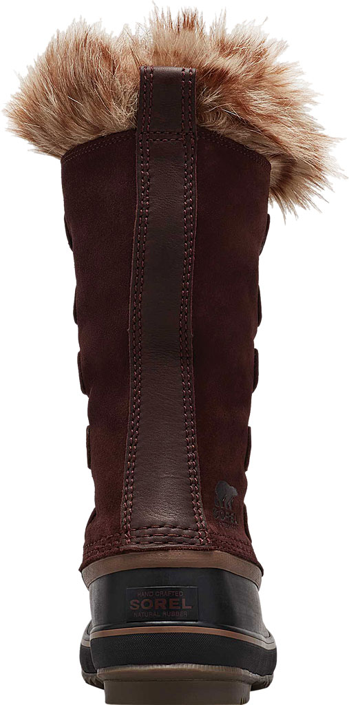 Women's Sorel Joan Of Arctic Lace Boot, Cattail/Black Suede, large, image 4