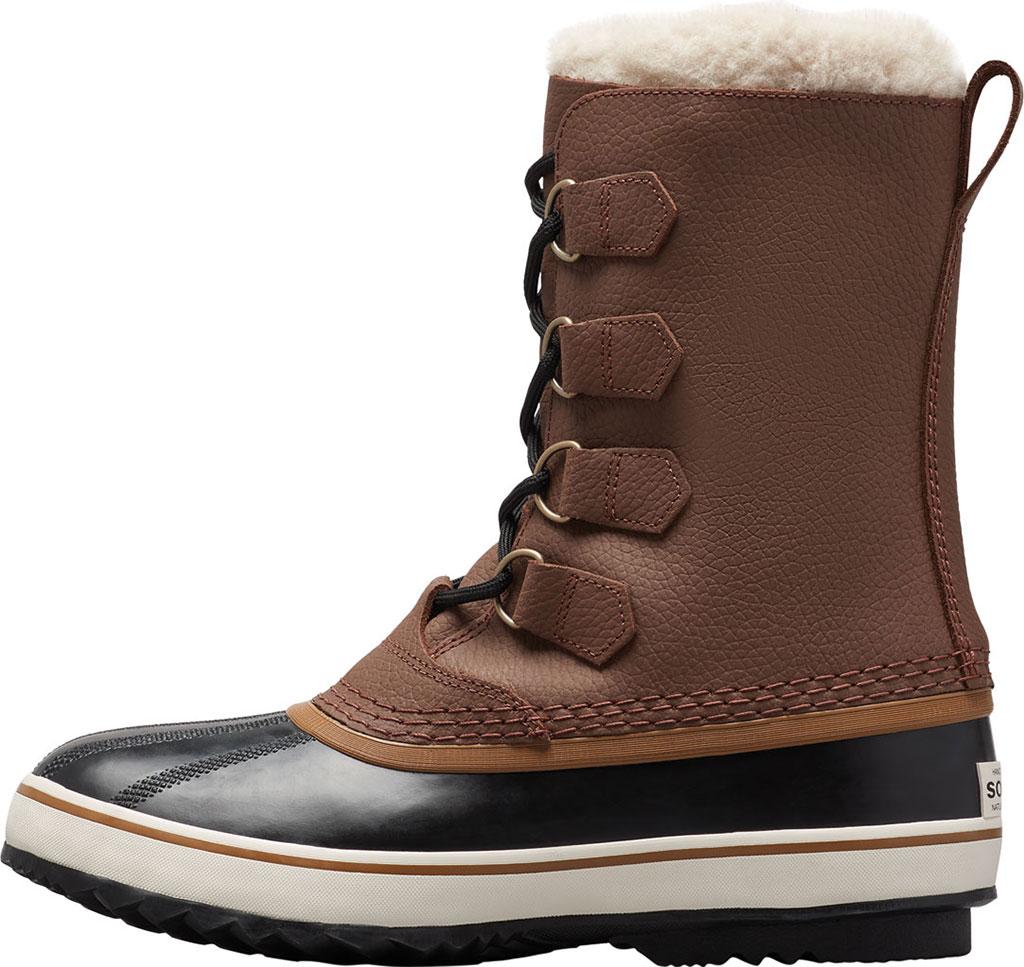 Men's Sorel 1964 Pac T Boot, Hickory/Black Full Grain Leather, large, image 3