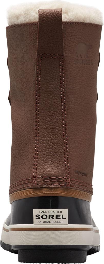 Men's Sorel 1964 Pac T Boot, Hickory/Black Full Grain Leather, large, image 4