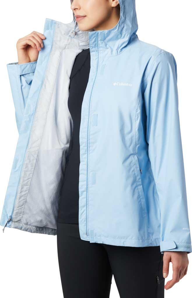 Women's Columbia Arcadia II Jacket, Crystal Blue, large, image 3