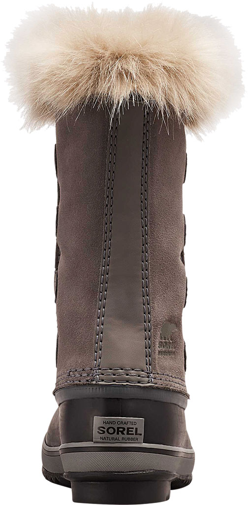 Children's Sorel Youth Joan of Arctic, Quarry Suede, large, image 4