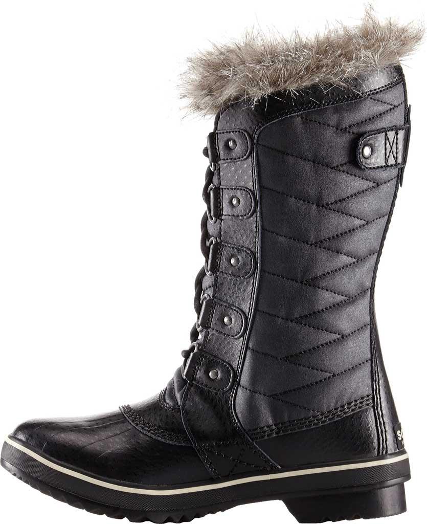 Women's Sorel Tofino II Boot, Black/Stone, large, image 2