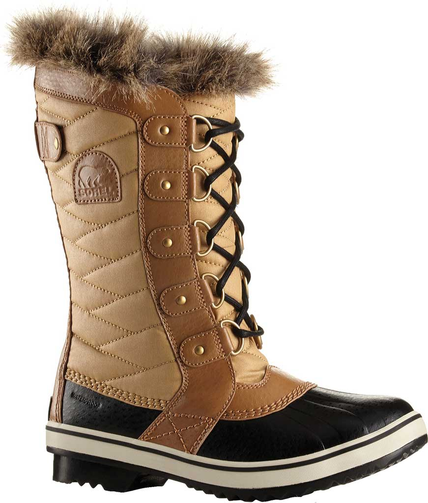 Women's Sorel Tofino II Boot, Curry/Fawn, large, image 1