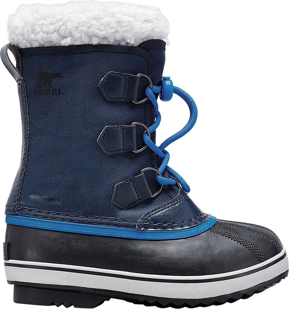 Children's Sorel Youth Yoot Pac Nylon Boot, Collegiate Navy Nylon, large, image 2