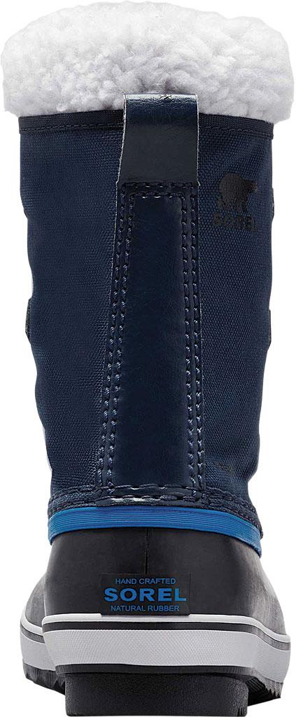 Children's Sorel Youth Yoot Pac Nylon Boot, Collegiate Navy Nylon, large, image 4