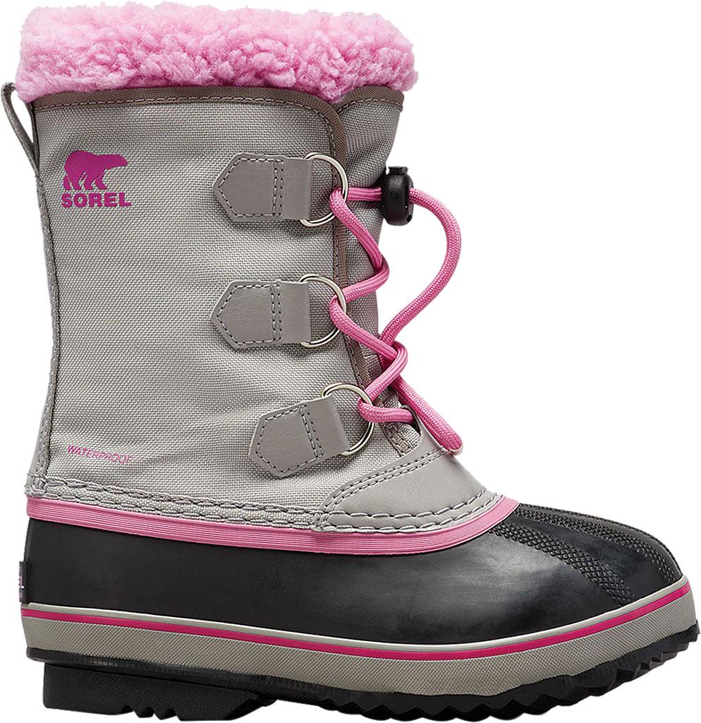 Children's Sorel Youth Yoot Pac Nylon Boot, Chrome Grey Nylon, large, image 2