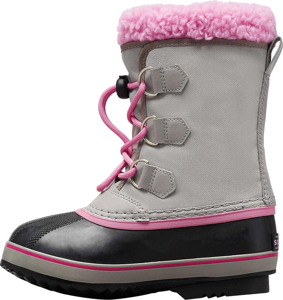 Children's Sorel Youth Yoot Pac Nylon Boot, Chrome Grey Nylon, large, image 3