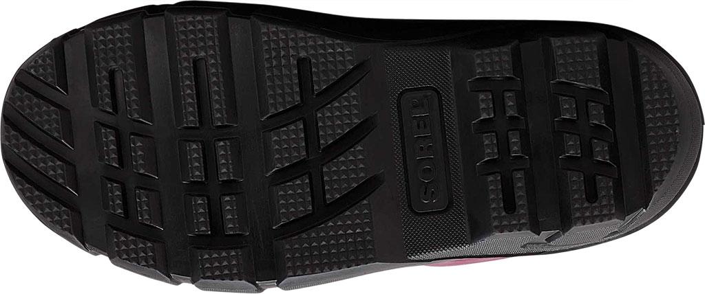 Children's Sorel Youth Flurry Boot, Purple Dahlia/Paisley Purple Synthetic/Textile, large, image 6