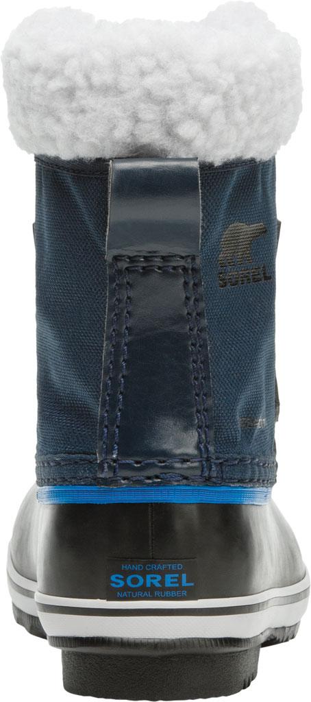 Children's Sorel Kids' Yoot Pac Nylon Boot, Collegiate Navy Nylon, large, image 4