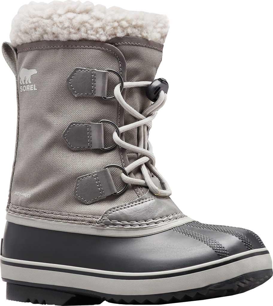 Children's Sorel Kids' Yoot Pac Nylon Boot, Quarry/Dove Nylon, large, image 1