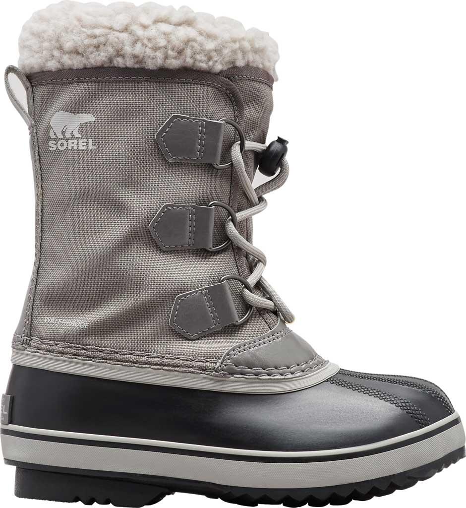 Children's Sorel Kids' Yoot Pac Nylon Boot, Quarry/Dove Nylon, large, image 2