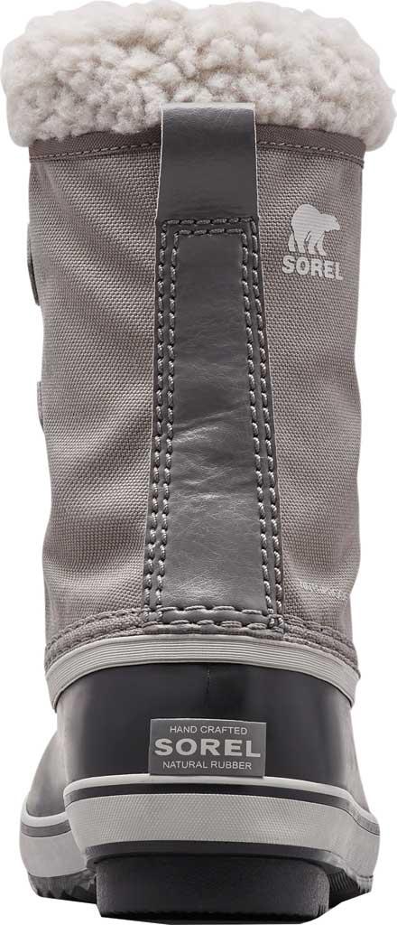 Children's Sorel Kids' Yoot Pac Nylon Boot, Quarry/Dove Nylon, large, image 4