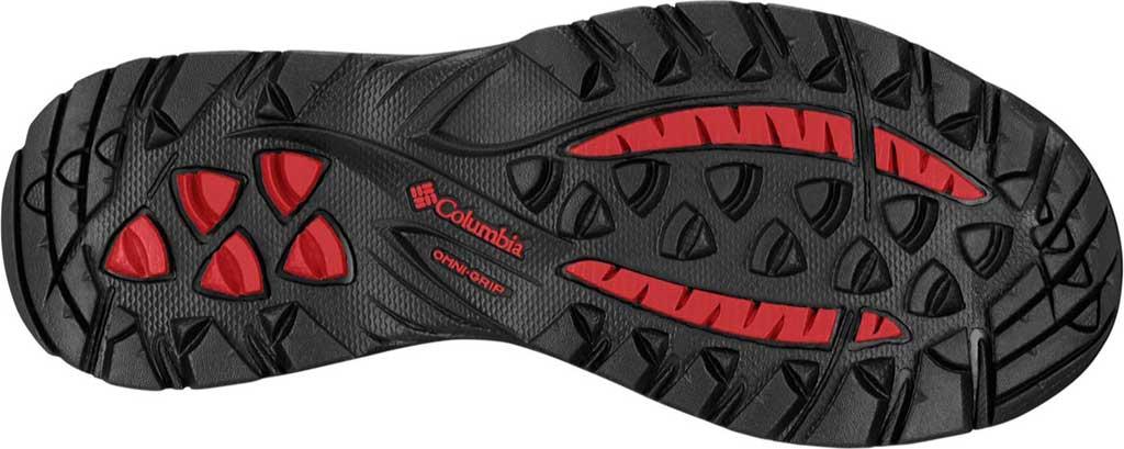 Women's Columbia Newton Ridge Plus Waterproof Hiking Boot, Elk/Mountain Red, large, image 3