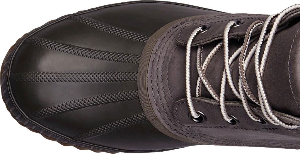 Men's Sorel Cheyanne II Lace Snow Boot, Quarry/Buffalo Full Grain Leather, large, image 4