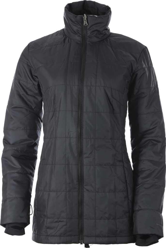 Women's Columbia Carson Pass Interchange Jacket, Black, large, image 4