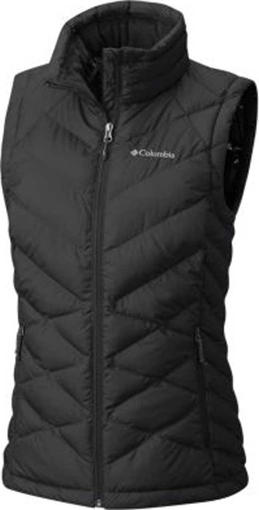 Women's Columbia Heavenly Vest, Black, large, image 1