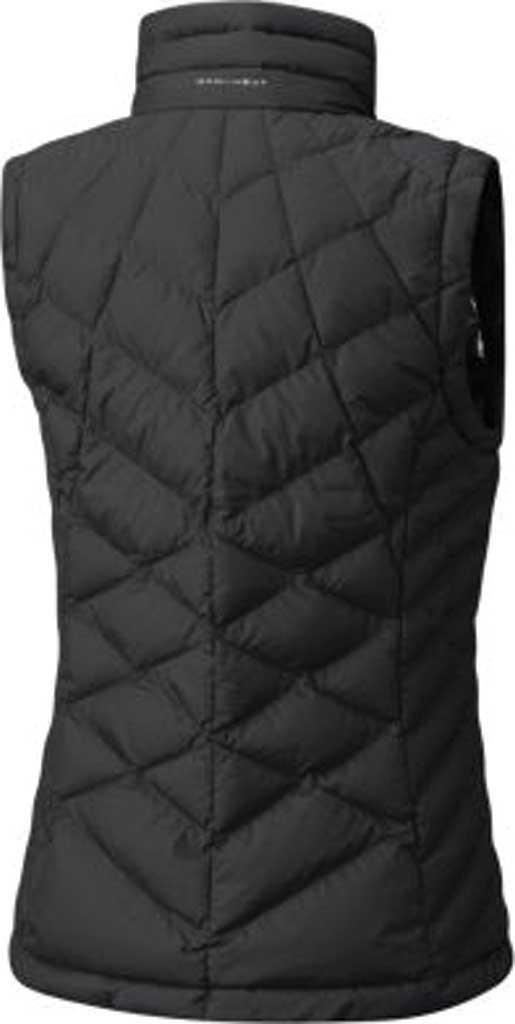 Women's Columbia Heavenly Vest, Black, large, image 2
