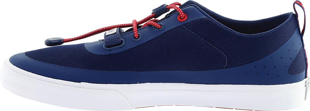 Men's Columbia Dorado CVO PFG Waterproof Sneaker, Carbon/Intense Red, large, image 3