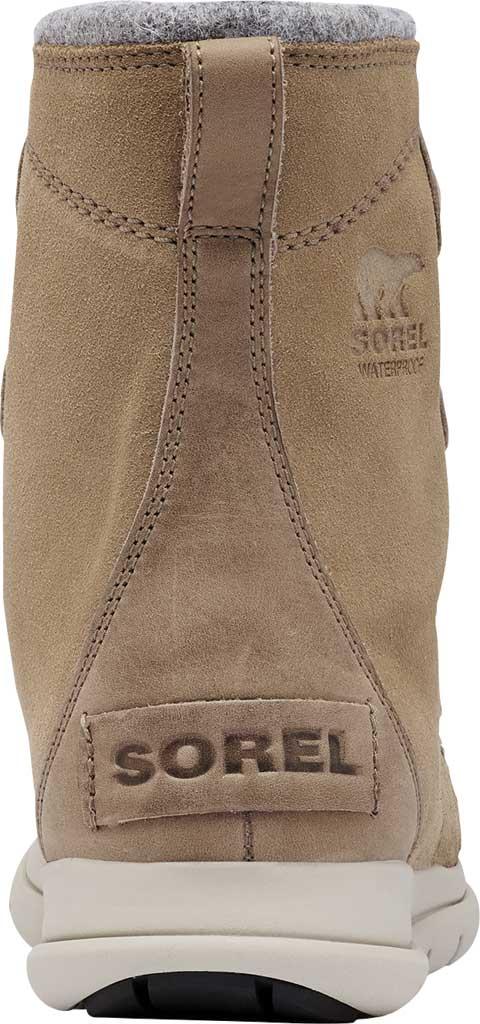 Women's Sorel Explorer Joan Boot, Felt-Khaki II Waterproof Full Grain Leather/Felt, large, image 4