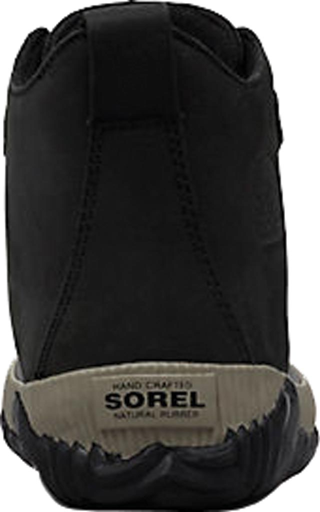 Women's Sorel Out N About Plus Bootie, Black Waterproof Full Grain Leather, large, image 4