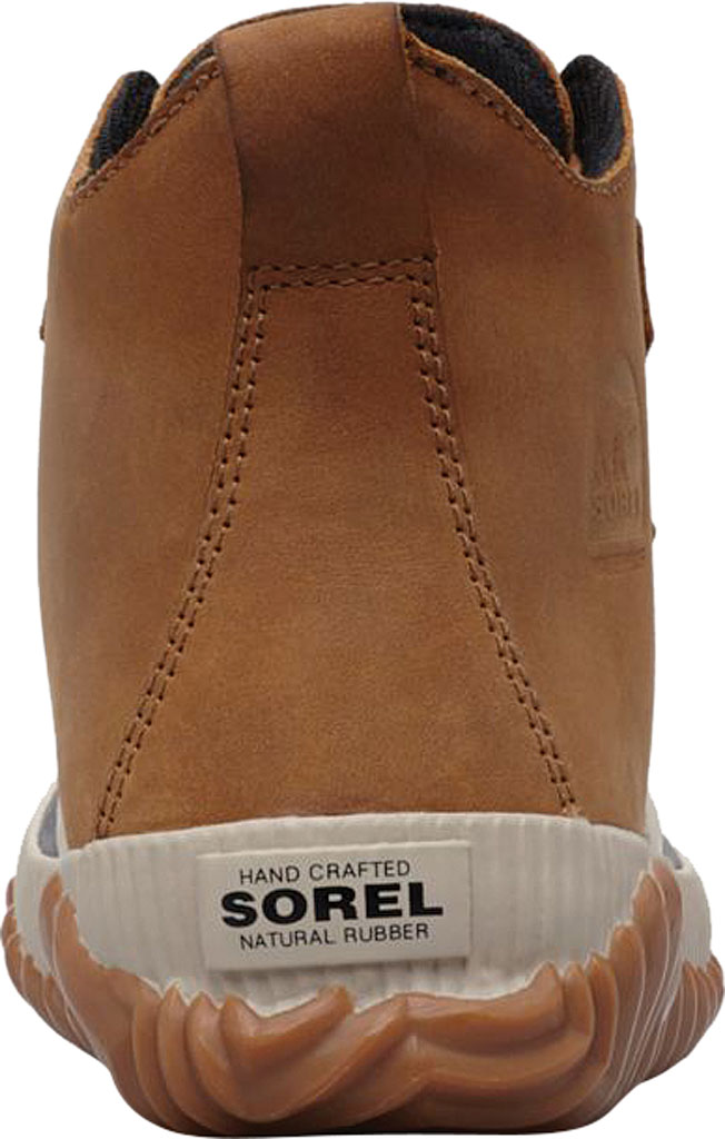 Women's Sorel Out N About Plus Bootie, Elk Waterproof Full Grain Leather, large, image 3