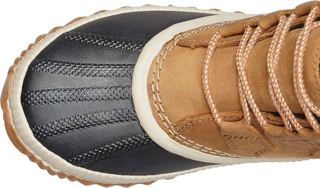Women's Sorel Out N About Plus Bootie, Elk Waterproof Full Grain Leather, large, image 4