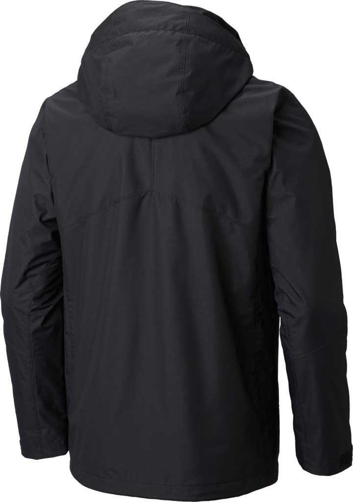 Men's Columbia Bugaboo II Fleece Interchange Jacket, Black, large, image 2