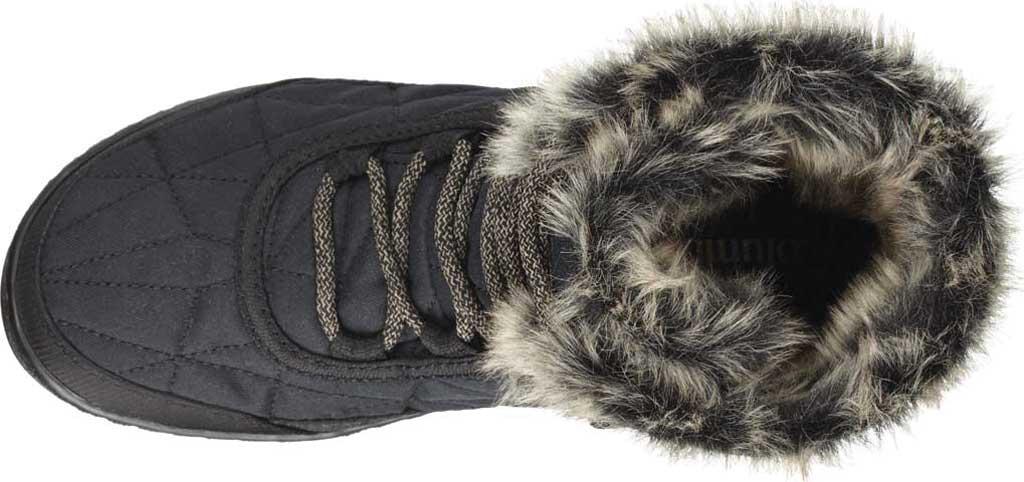 Women's Columbia Minx Shorty III Boot, Black/Pebble, large, image 2