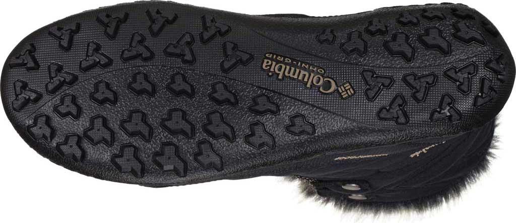 Women's Columbia Minx Shorty III Boot, Black/Pebble, large, image 3