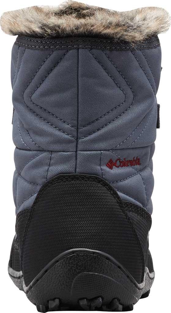 Women's Columbia Minx Shorty III Boot, Black/Pebble, large, image 4