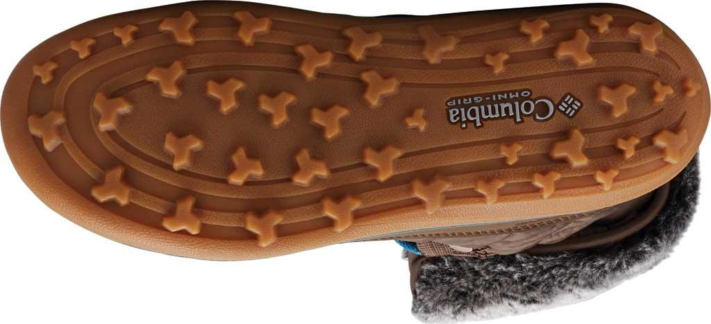 Women's Columbia Heavenly Shorty Omni-Heat Boot, Black/Kettle, large, image 5