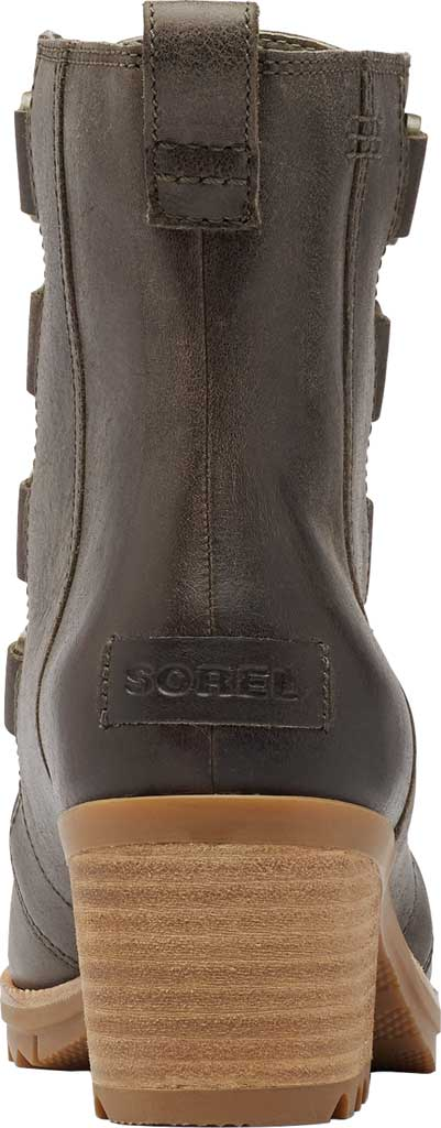 Women's Sorel Cate Lace Up Ankle Bootie, Major Waterproof Full Grain Leather, large, image 4