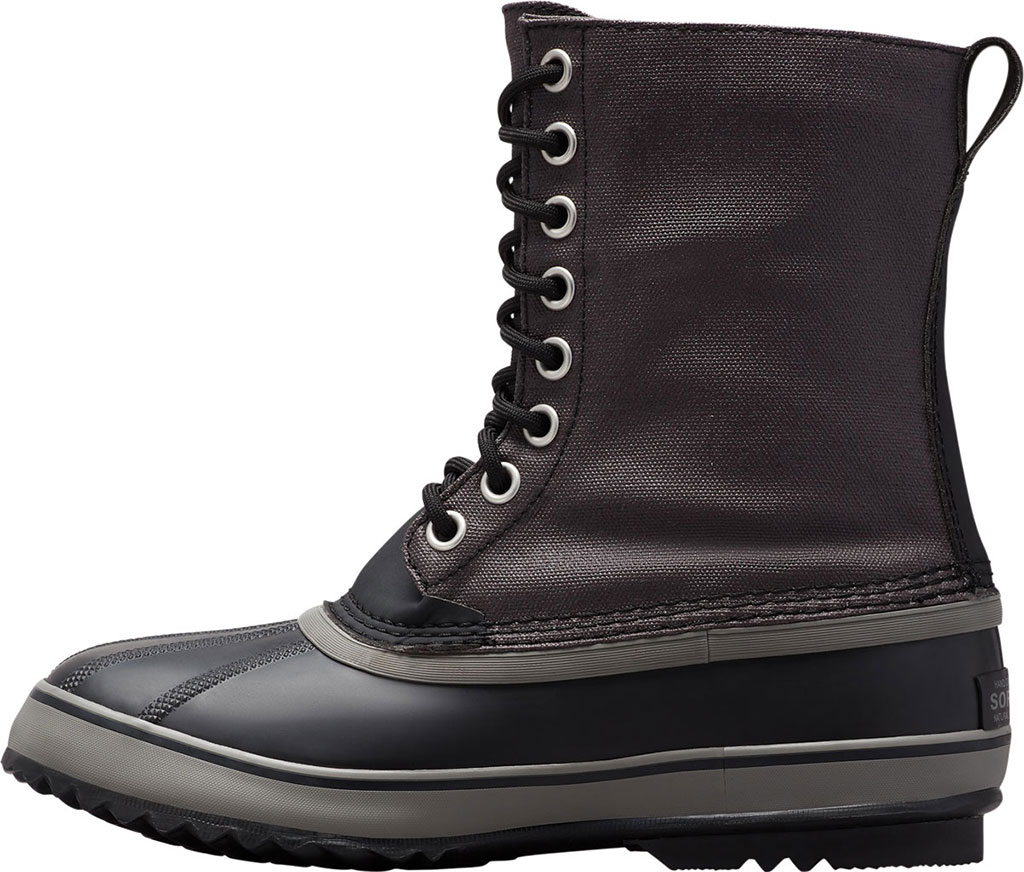 Men's Sorel 1964 CVS Duck Boot, Black/Quarry, large, image 2