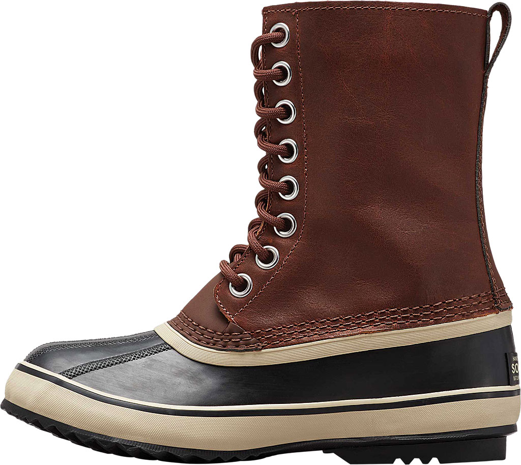 Women's Sorel 1964 LTR Duck Boot, Cappuccino/Oxford Tan, large, image 3