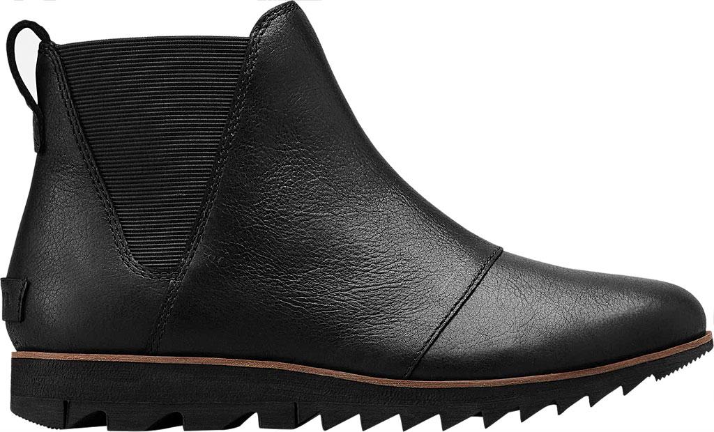 Women's Sorel Harlow Chelsea Boot, Black, large, image 2