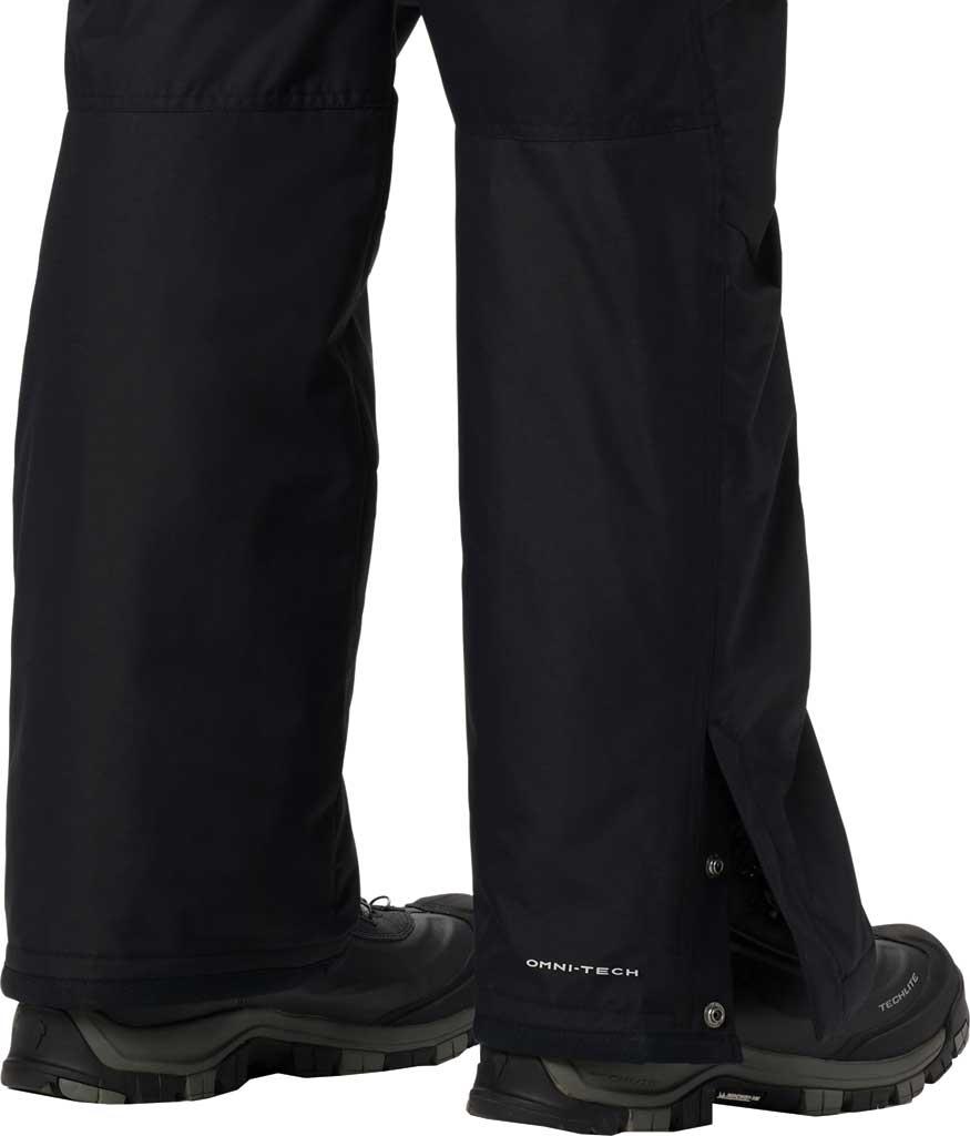 Men's Columbia Bugaboo IV Pant - Regular, Black, large, image 3