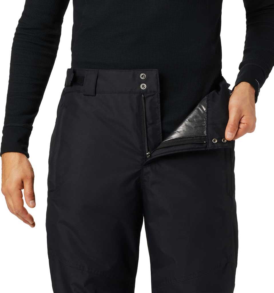 Men's Columbia Bugaboo IV Pant - Regular, Black, large, image 4