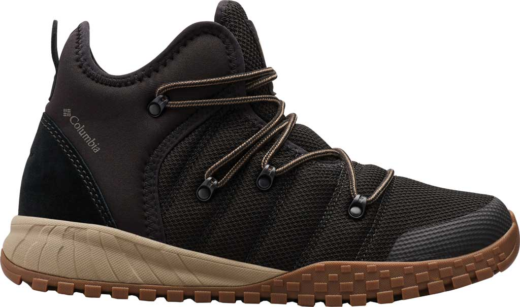 Men's Columbia Fairbanks 503 Sneaker, Black/Mud, large, image 2