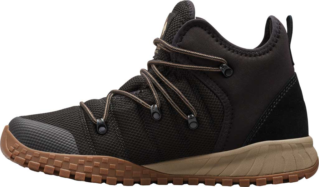 Men's Columbia Fairbanks 503 Sneaker, Black/Mud, large, image 3