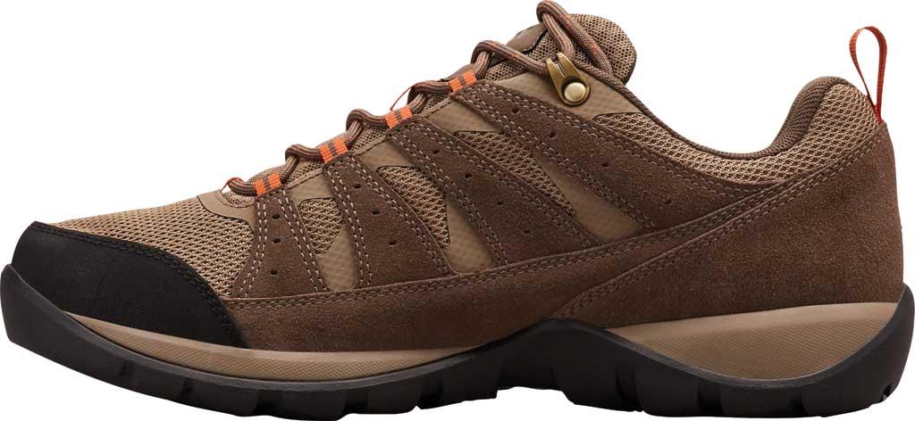 Men's Columbia Redmond V2 Waterproof Hiking Shoe, Pebble/Desert Sun, large, image 3