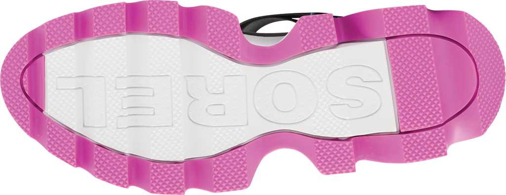 Women's Sorel Kinetic Active Sandal, Spring Aqua Full Grain Leather/Textile, large, image 6